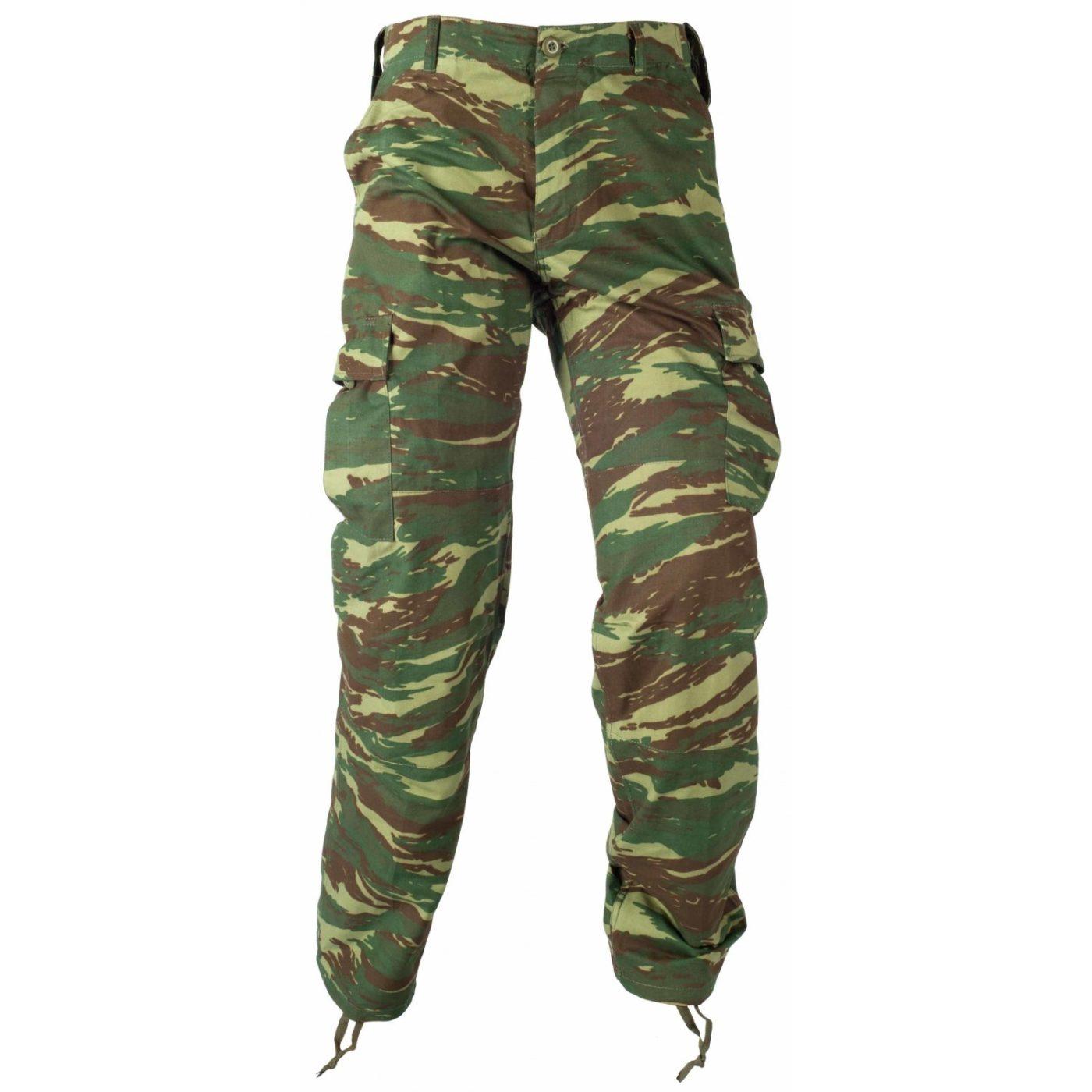 e7f0eccac6f Παντελόνι Στρατιωτικού τύπου Καπαρντινέ Armymania-Παραλλαγή στρατού ...